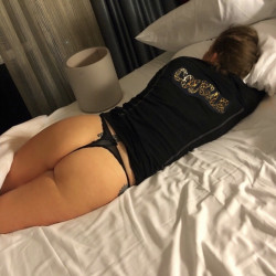 My wife's ass - Trisha