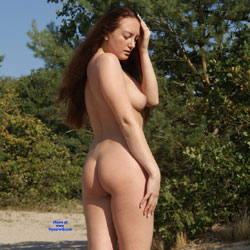 Yummy In The Woods - Big Tits, Brunette Hair, Full Nude, Naked Outdoors, Nipples, Nude In Nature, Round Ass, Sexy Ass, Sexy Body, Sexy Boobs, Sexy Face, Sexy Girl, Sexy Legs