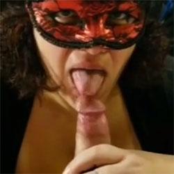 Titty Fuck - Big Tits, Brunette, Blowjob, Cumshot, Amateur