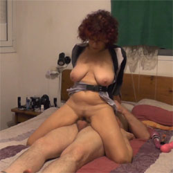 Dominate To Submissive - Big Tits, Redhead, Girl On Guy, Penetration Or Hardcore, Bush Or Hairy, Pussy Fucking, Amateur