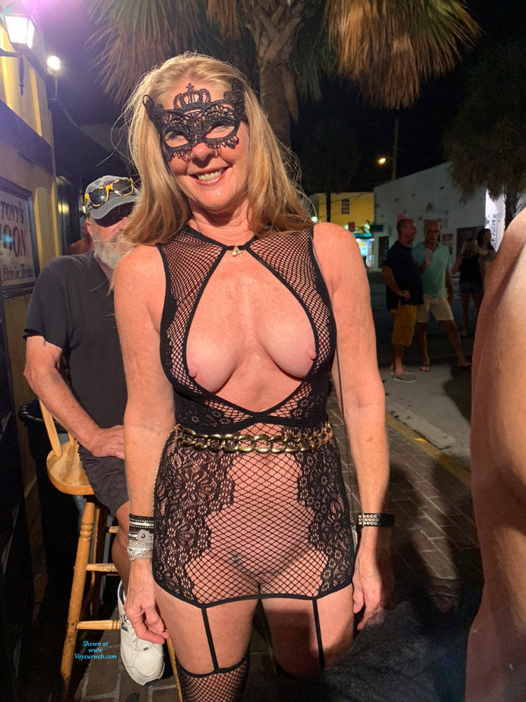 Key west fantasy fest nude