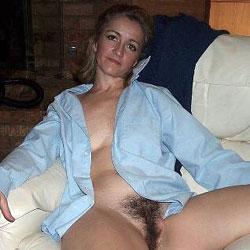 Me Posing Nude - Brunette, Mature, Bush Or Hairy, Amateur