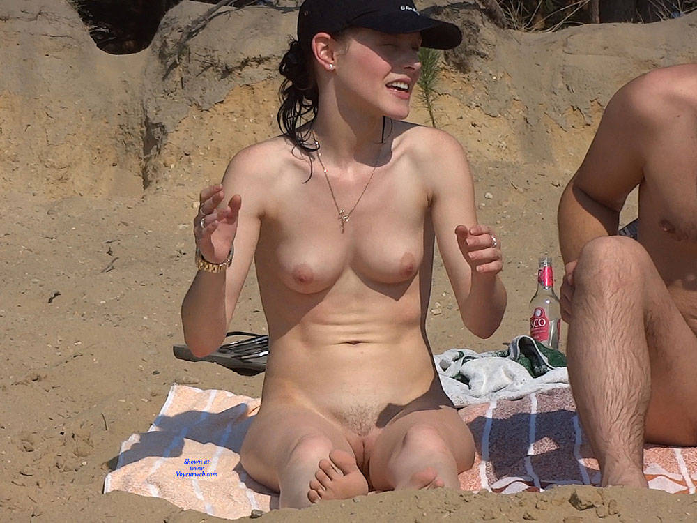 Pic #1 Pine Trees - Nude Girls, Outdoors, Firm Ass, Medium Tits