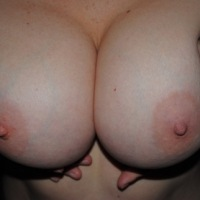 Large tits of my wife - 1hotwife