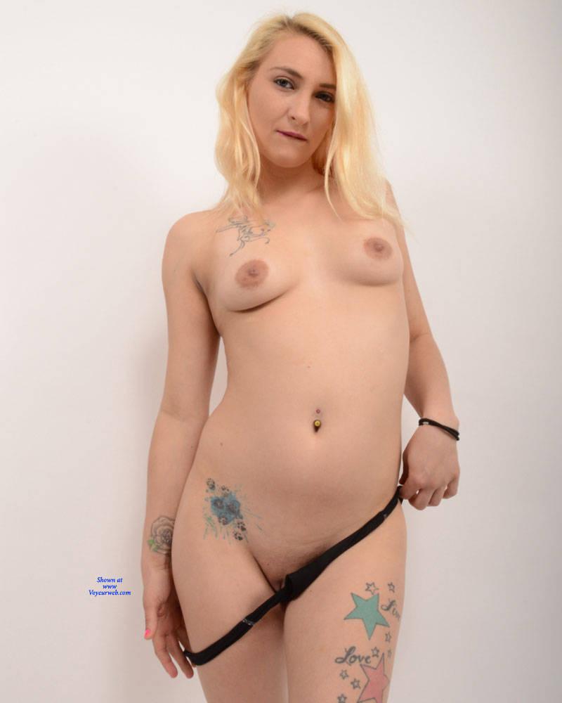 Pic #6 Introducing Rissa - Nude Girls, Blonde, Amateur, Medium Tits, Tattoos