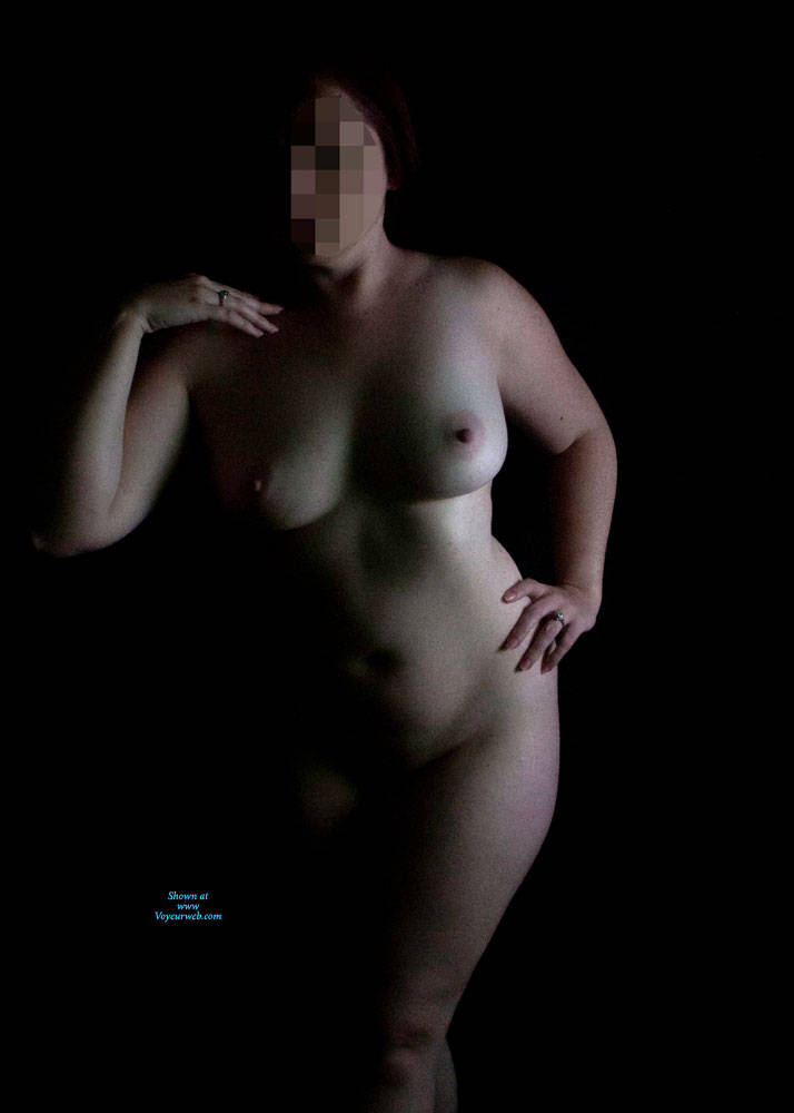 Pic #2 Low Light Photos Of Curvy Wife - Nude Wives, Big Tits, Amateur