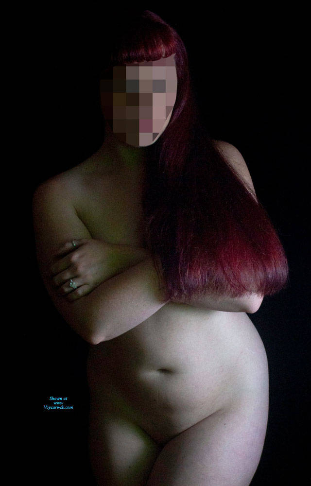 Pic #4 Low Light Photos Of Curvy Wife - Nude Wives, Big Tits, Amateur