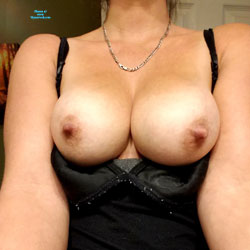 KK's Beautiful Tits - Big Tits, Wife/Wives, Amateur, Big Nipples