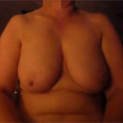 Hanging My Tits Out - Nude Amateurs, Big Tits