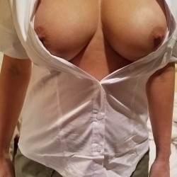 Very large tits of my wife - RTG77