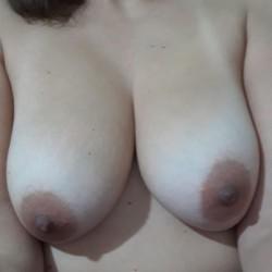 Medium tits of my wife - Viola