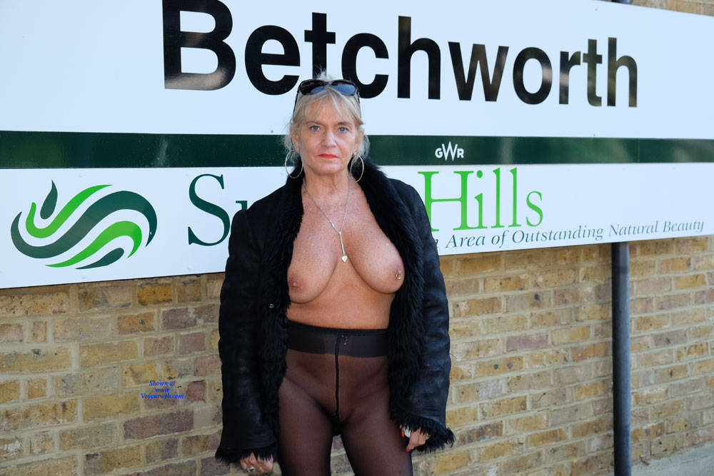 Big Tits Outdoor Public Sex