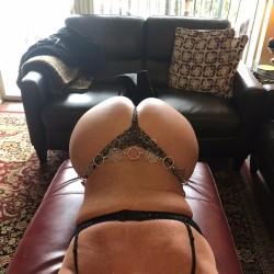 My wife's ass - CinnamonDoll