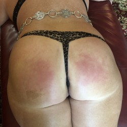 My wife's ass - CinnamonDoll