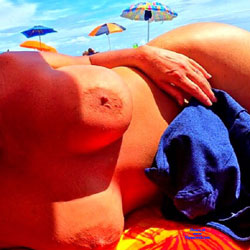Hard Nipples - Nude Girls, Beach, Big Tits, Outdoors, Amateur, Hard Nipples, Mature