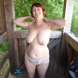 Thora Loves Nudity In Nature - Nude Girls, Big Tits, Outdoors, Shaved, Amateur