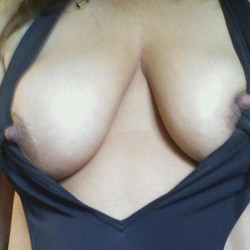 Large tits of my wife - anna m