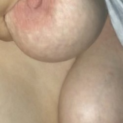 Large tits of my wife - Jenny