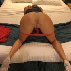 My ass - Sarah