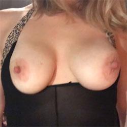 Nylon Cowgirl - Big Tits, Lingerie, Girl On Guy, Penetration Or Hardcore, Pussy Fucking, Amateur