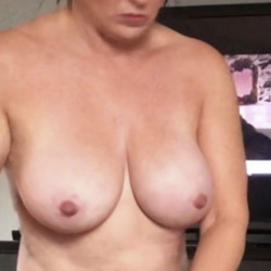Large tits of my wife - Trisha