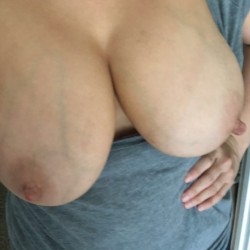 My extremely large tits - Lady12