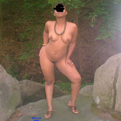 Playing In The Park - Nude Girls, Outdoors, Amateur