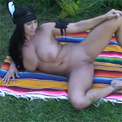 Nude Again - Nude Girls, Big Tits, Brunette, Outdoors, Shaved, Amateur, Tattoos