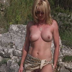Teasing Sunny Day - Big Tits, Blonde Hair, Nipples, Nude Outdoors, Shaved Pussy, Hot Girl, Naked Girl, Pussy Flash, Sexy Body, Sexy Boobs, Sexy Face, Sexy Girl, Sexy Legs, Amateur