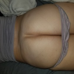 My wife's ass - Sexy Alice