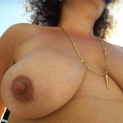Large tits of my wife - Katie UK