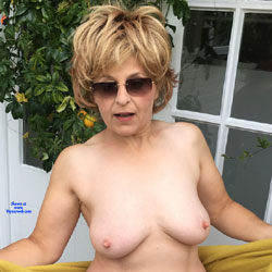 Lady Bee's Different Shades - Big Tits, Mature, Outdoors, Amateur