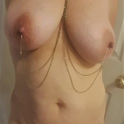 Large tits of my wife - MySexyWife