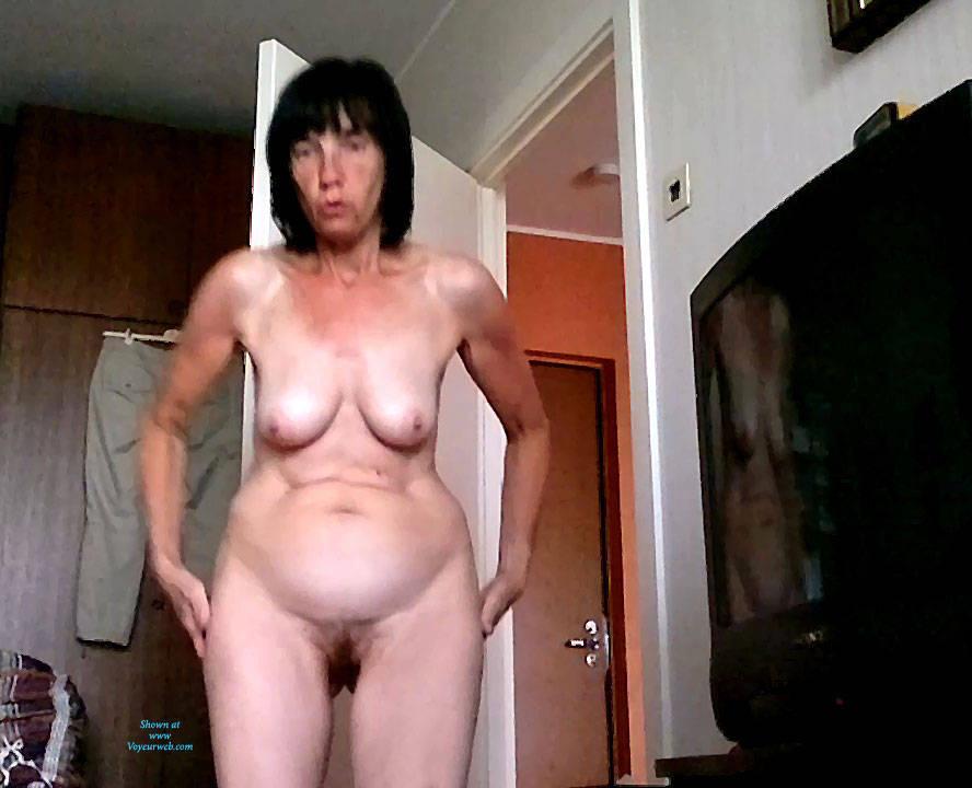 Naked Wife For You - December, 2018 - Voyeur Web-6292