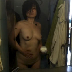 Creaming Myself - Nude Girls, Big Tits, Brunette, Amateur