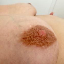 Medium tits of my wife - Claudia