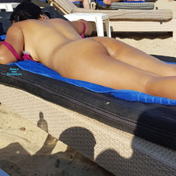 My Wife Feeling Hot At Public Beach 2 - Nude Wives, Beach, Outdoors, Amateur