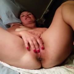 Playing With Her Pussy - Nude Girls, Masturbation, Amateur