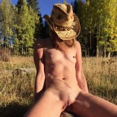 Nirvana Sunshine - Nude Girls, Outdoors, Small Tits, Shaved, Nature, Amateur