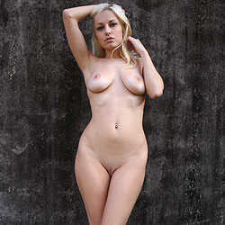 White Winter Boots - Big Tits, Blonde Hair, Boots, Nipples, Nude Outdoors, Shaved Pussy, Hairless Pussy, Naked Girl, Sexy Body, Sexy Boobs, Sexy Face, Sexy Figure, Sexy Girl, Sexy Legs, Amateur