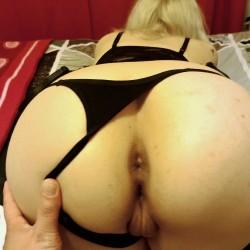 My girlfriend's ass - Katerina