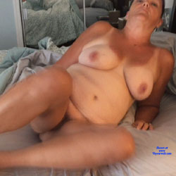 Very good girl undressing and exposing her goods accept. opinion