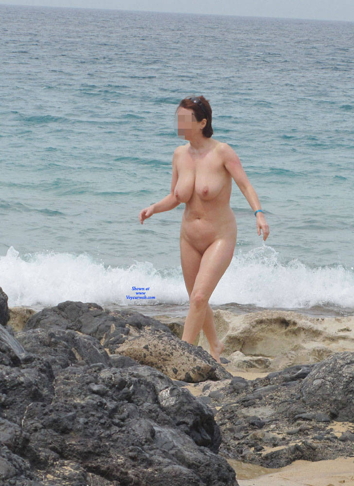 Nude Beach First Time - January, 2019 - Voyeur Web-2176