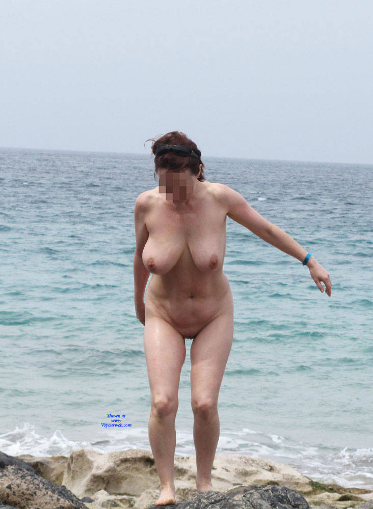 Nude Beach First Time Preview - January, 2019 - Voyeur Web-7585