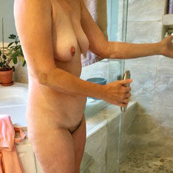 Getting Ready To Shower And Need Company - Nude Girls, Big Tits, Mature, Bush Or Hairy, Amateur