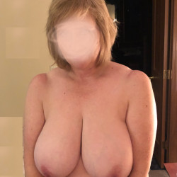 My extremely large tits - Suzie B