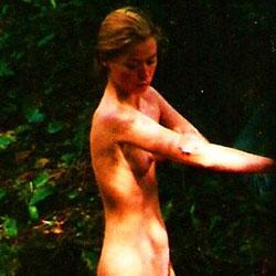 Creek Bathing Voyeur - Nude Girls, Outdoors
