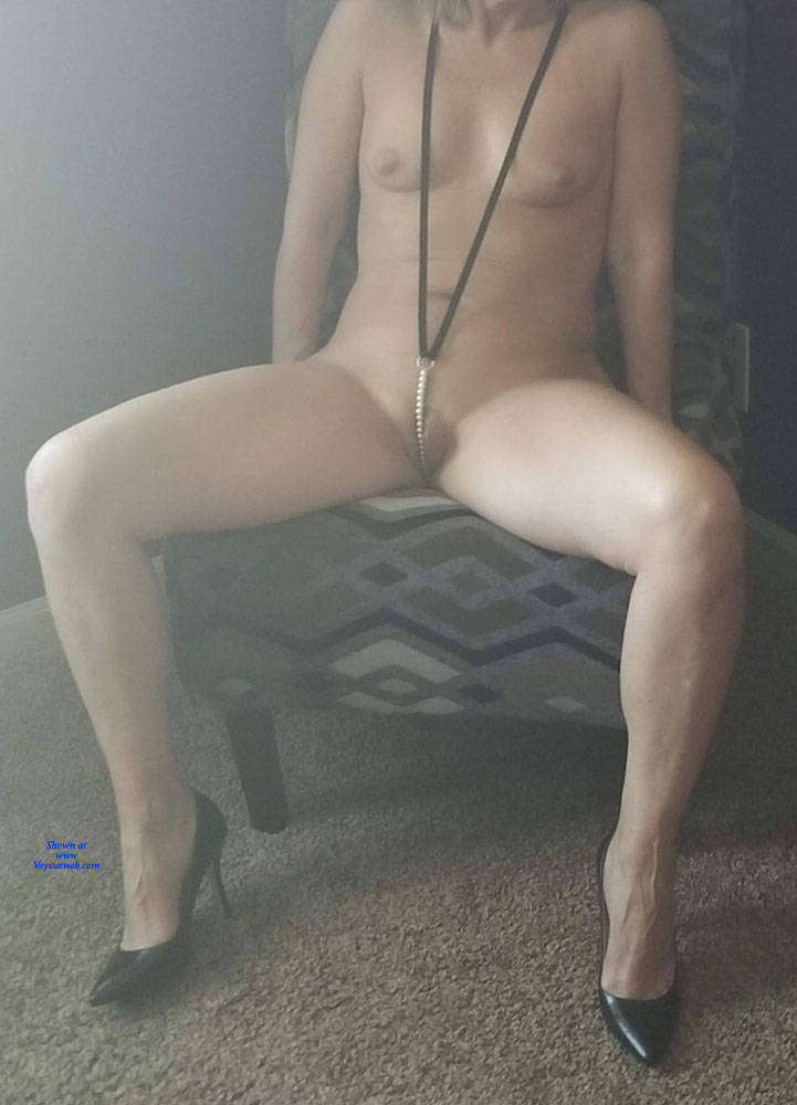 Pic #5 Bondage Night - Nude Wives, Shaved, Amateur