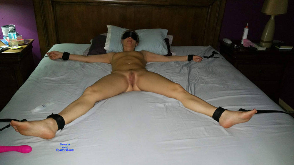 Pic #10 Bondage Night - Nude Wives, Shaved, Amateur
