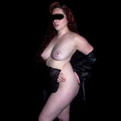 Wife Photoshoot - Nude Wives, Big Tits, Redhead, Amateur
